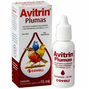 Avitrin Coveli Plumas 15ml