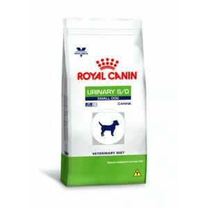 Royal Canin Veterinary Urinary Small Dog S/O Cães Mini Bits 2kg