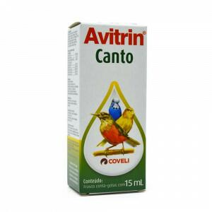 Avitrin Canto Coveli 15ml