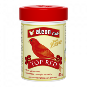 Alimento Alcon Club Top Red 80gr