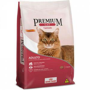 Royal Canin Premium Cat para Gatos Adultos Castrados